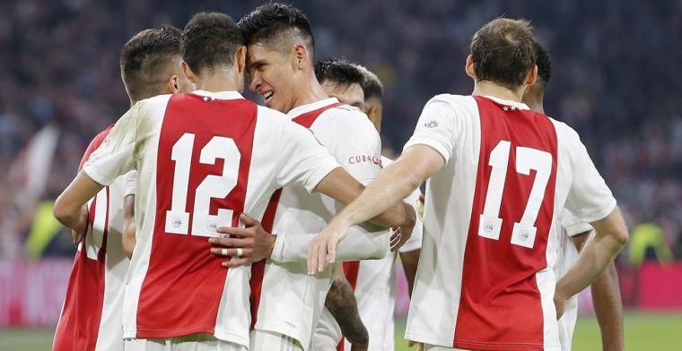 VP's Elftal van de Week: Ajax leidt ook dans in sterrenelftal, AZ levert tweetal
