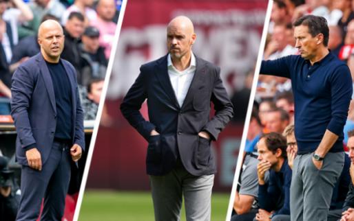 'Intussen draait de UEFA de strijd om de landstitel in Nederland de nek om'