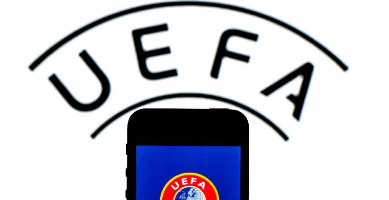 UEFA verscheurt alle sancties voor Super League-clubs Juve, Real en Barcelona
