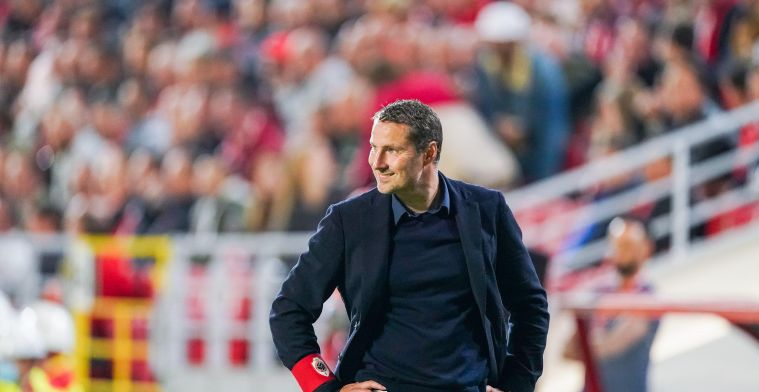 """Vandenbempt is hard voor Antwerp: """"Priske kan met prestatie niet tevreden zijn"""""""