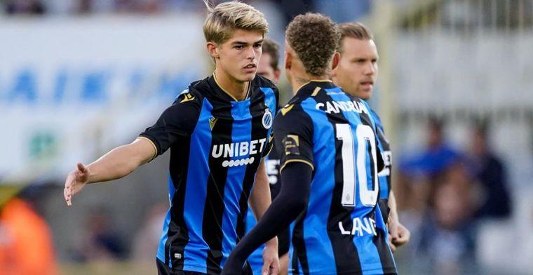 Club Brugge vertrokken richting Leipzig voor tweede CL-groepswedstrijd