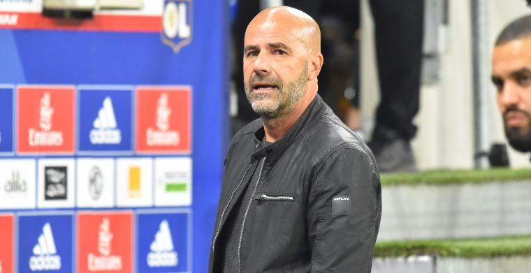 Bosz krijgt positieve feedback van hogere hand: 'Spelers applaudisseerden zelfs'