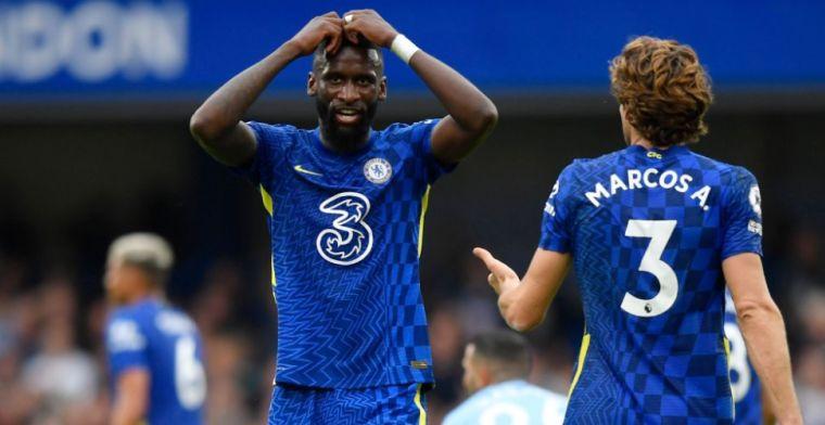 Marca: Rüdiger hoopt op twee clubs en weigert Chelsea-contract te verlengen