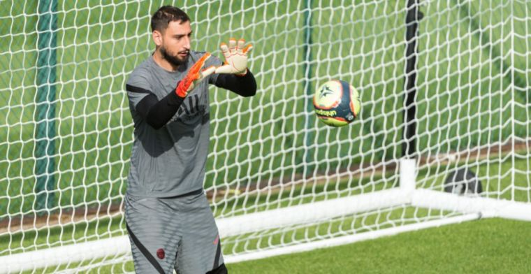 'Donnarumma 'verdrietig' bij PSG na wraakactie van Raiola richting AC Milan'