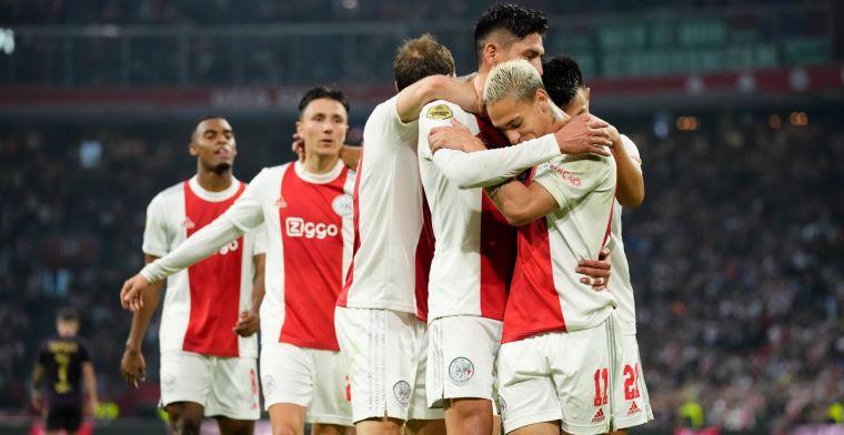 Ajax krijgt te maken met onbekende Franse scheidsrechter tegen Besiktas