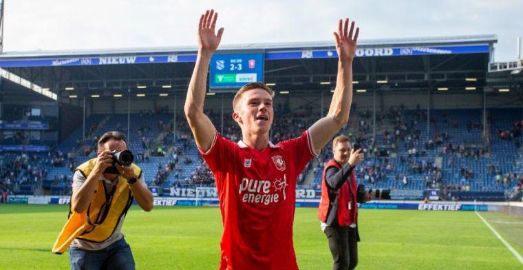 Twente-revelatie deelt sneer uit naar oude coach García: 'Dat werd niet gedaan'