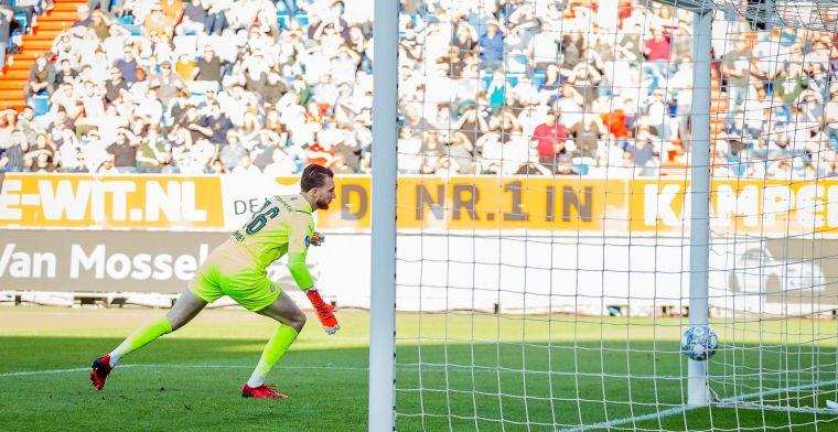Eredivisie-flops: koning van eigen goals Van Beek in lijst, PSV vertegenwoordigd