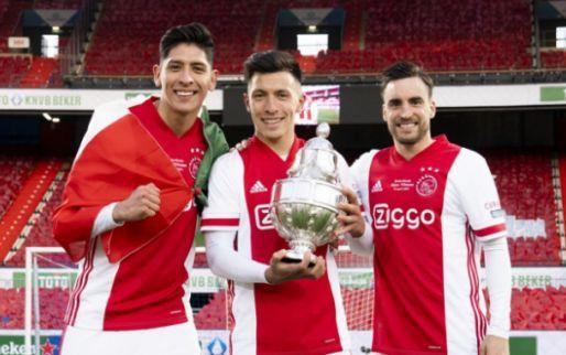 Afbeelding: Ajax vermoedelijk zonder Martínez, Tagliafico, Antony en Álvarez tegen Heerenveen