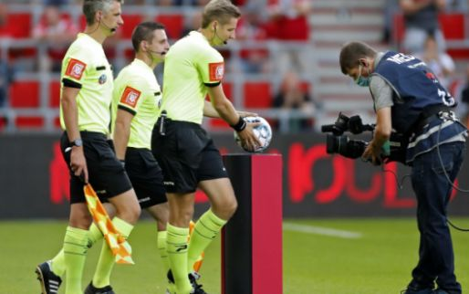 Arbiters speeldag 10 bekend: Anderlecht-Club Brugge en Antwerp-KAA Gent