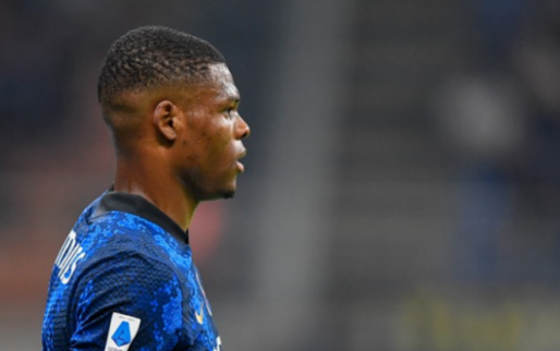 Afbeelding: Inter komt niet verder dan een gelijkspel bij Shakhtar