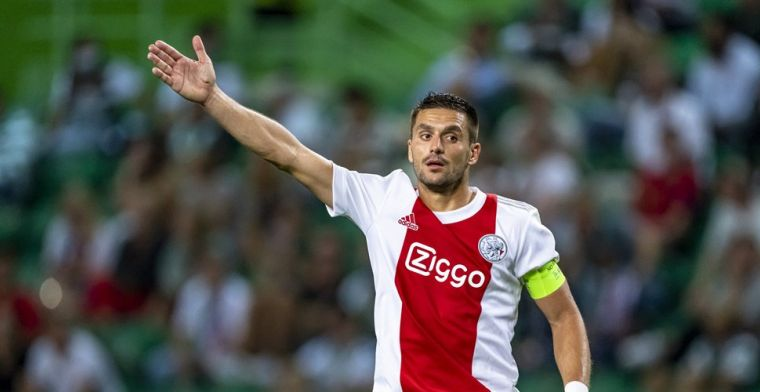 Tadic ziet groot talent bij Ajax: 'Hij zal ons in de toekomst veel helpen'