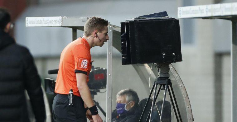 Visser mag fluiten in Champions League: Wie had dat durven denken?