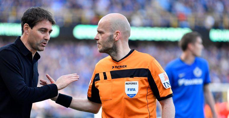 """'Van Holsbeeck aan Veljkovic: """"Vraag aan Delferière om Anderlecht te beschermen'"""