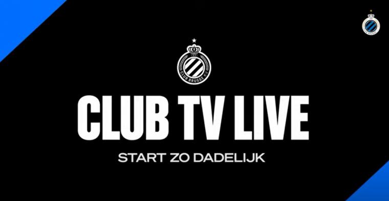 LIVE: Club Brugge blikt zelf vooruit op het Champions League-duel tegen Leipzig