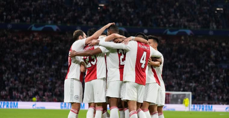 Ik heb beide ploegen zien spelen en denk niet dat Ajax minder is dan Dortmund