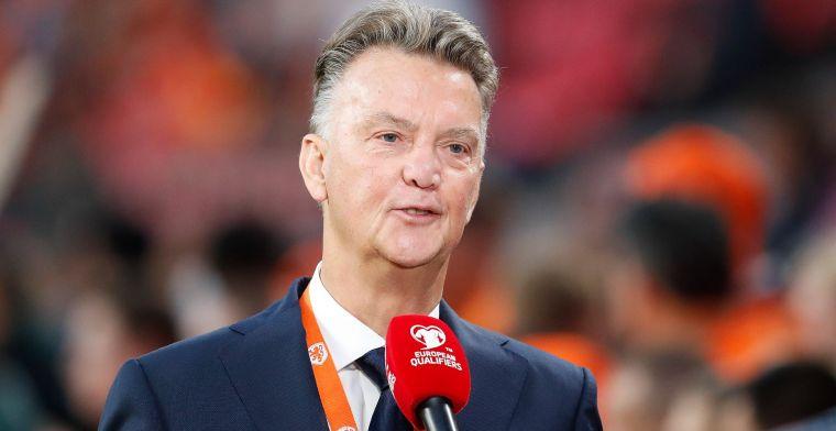Van Gaal: 'Danny Blind is ook bondscoach geweest, maar kon niet wat ík kon'
