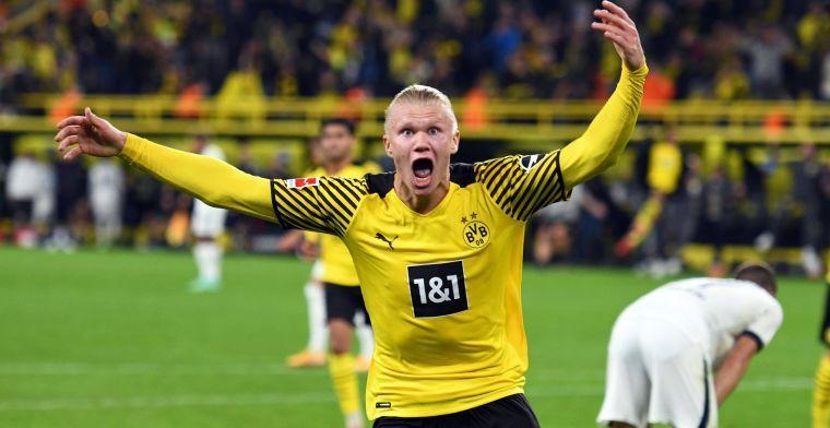 'Dortmund stuurt 30 scouts op pad en toont interesse in Dolberg en Martial'