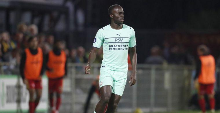 'PSV werkt aan volgende contractverlenging, tweede beloning in één jaar voor Teze'