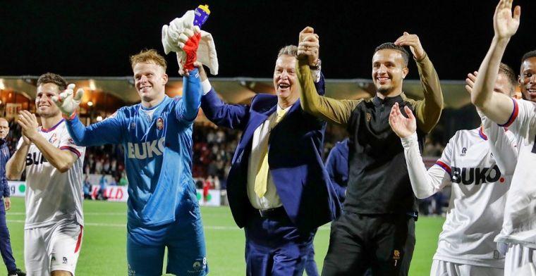 Van Gaal dwingt bewondering af: 'Hij vond mij de meest gemotiveerde speler'