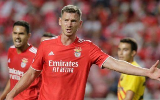 Afbeelding: Ajax lijkt geen optie meer voor Vertonghen: 'Denk dat ik hier af ga sluiten'