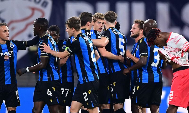 Afbeelding: UEFA-Ranking: Club Brugge en KAA Gent houden Belgische hoop levend