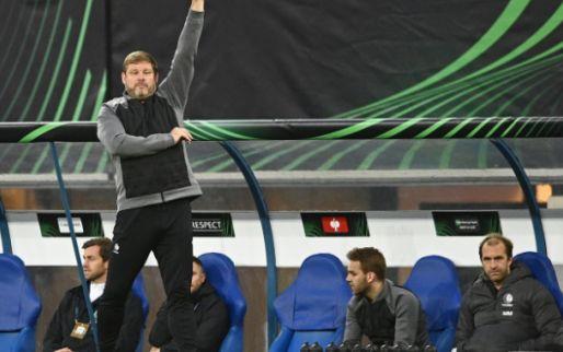 """Afbeelding: Vanhaezebrouck na zes op zes KAA Gent: """"Tegenstander was niet geweldig"""""""