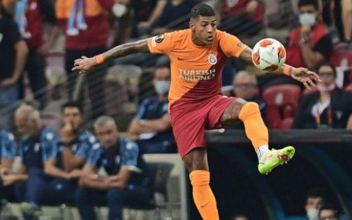 Afbeelding: Van Aanholt en Guendouzi belanden in social media-ruzie na Europa League-duel