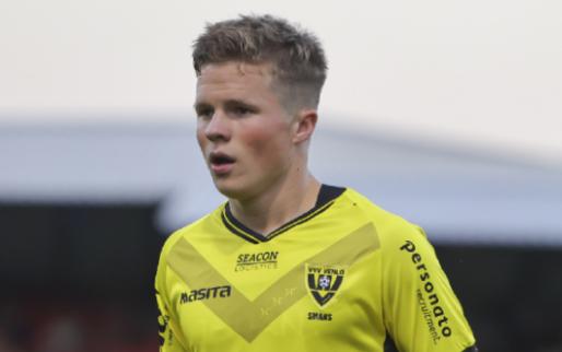 Transfernieuws VVV Venlo