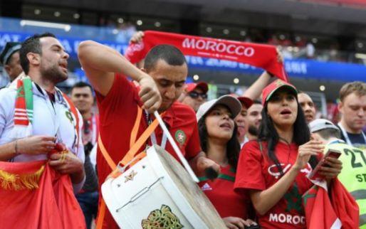 Afbeelding: Amallah ziet Marokko overtuigend winnen in kwalificatiewedstrijd