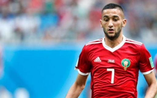 Afbeelding: Marokkaanse bondscoach negeert Ziyech en Mazraoui: 'Zal hem de kop kosten'