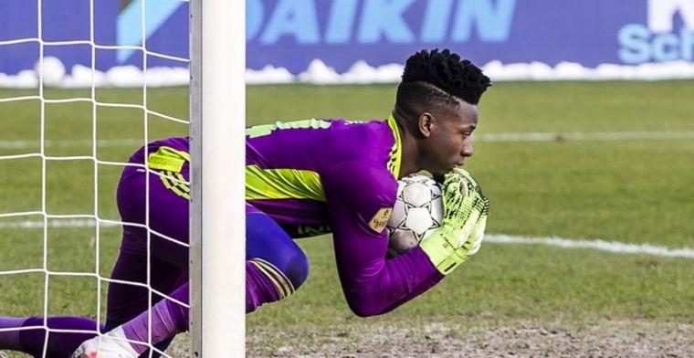 'Ik zou Onana niet eens op de club toelaten, door hem zit Ajax in de problemen'