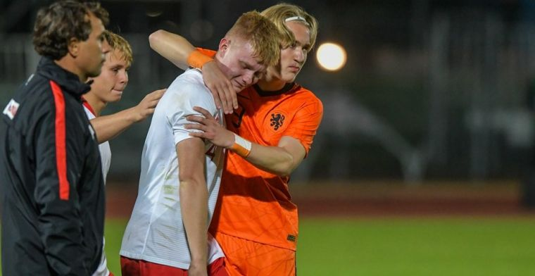 Rijkhoff (16) over geruchtmakend Ajax-vertrek: Al snel veel haatberichten