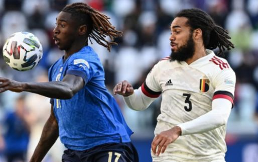 Afbeelding: 'AC Milan wil shoppen bij Olympique Lyon en richt vizier op Denayer'