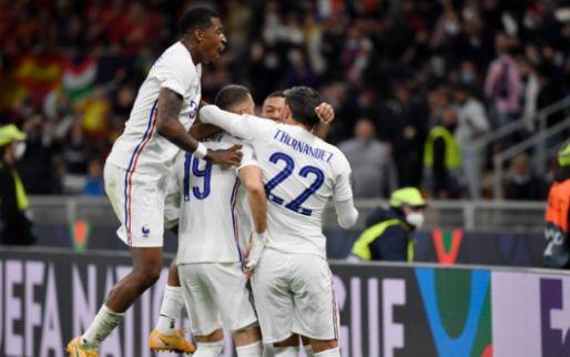 Afbeelding: Frankrijk kroont zich tot winnaar van Nations League door nieuwe comeback