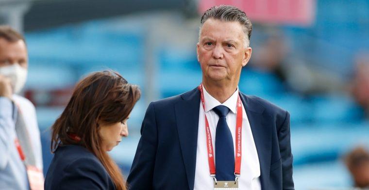 Van Gaal reageert fel op Drommel-nieuwtje: 'Ongelooflijk dat dit in de media komt'