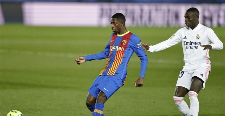 'Klap dreigt voor Barça: zaakwaarnemer Dembélé praat met Engelse clubs'