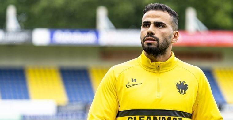 Vitesse komt er niet uit met Tannane: spelmaker teruggezet naar beloften