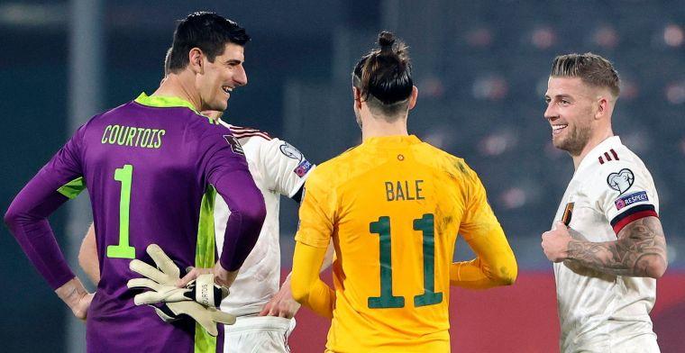 Wales gunt Rode Duivels nog geen WK-ticket, al heeft het weinig marge in Estland