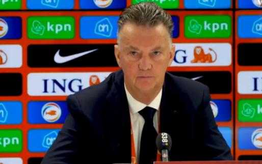Van Gaal en Driessen voeren volgende discussie: 'Jij schrijft er weer over'