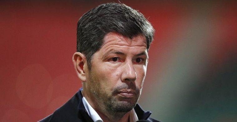 Van de Looi heeft goed nieuws voor Ajax en Utrecht: 'Volgens mij viel het mee'