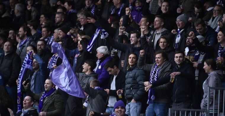 'KAA Gent, Beerschot en Charleroi beboet na incidenten met supporters'