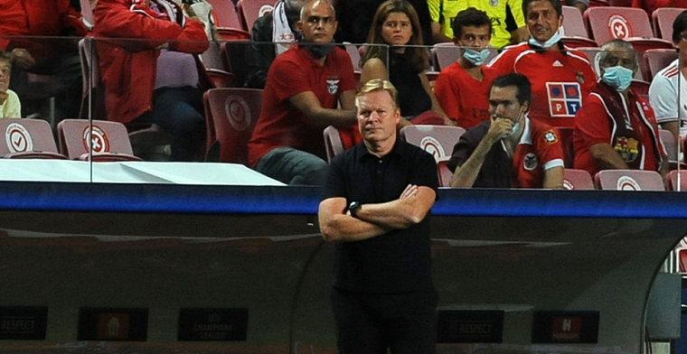 Goed nieuws voor Koeman en co: Barça mag steun verwachten van vol Camp Nou