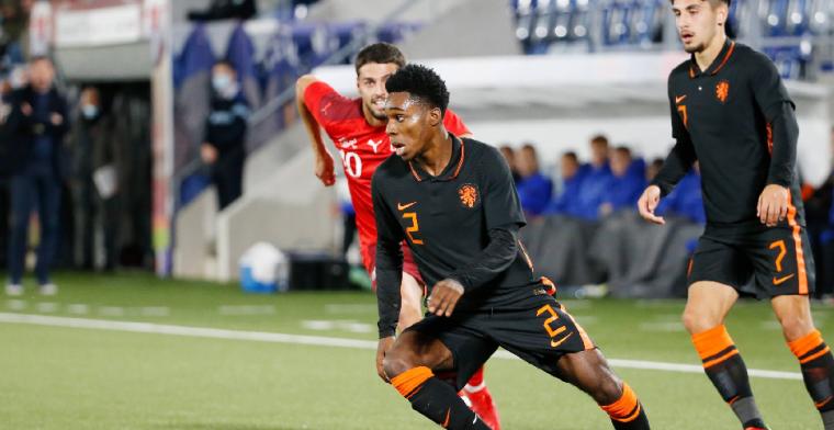 Enige Jong Oranje-speler die geen Nederlands spreekt: 'Ik ben Nederlander'