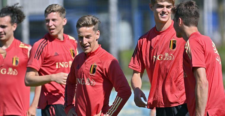 Grote stap richting EK voor Belgische beloften na winst tegen Denemarken