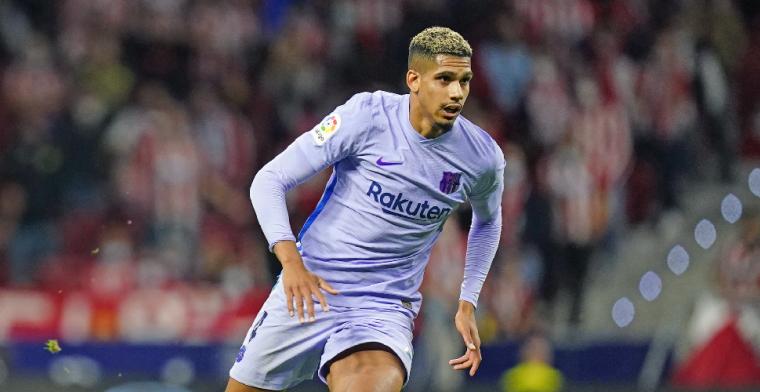 Weer blessurenieuws bij FC Barcelona: volgende speler haakt af