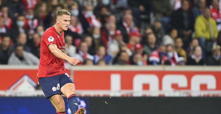 Twee clubs wilden Botman ophalen bij Lille: 'Kan ik niet over liegen'