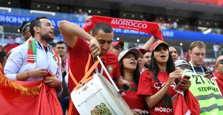 Amallah dirigeert Marokko naar winst tegen Guinee