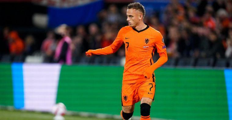 Lang (Club Brugge) maakt grote indruk bij Oranje: Hij heeft schijt aan alles