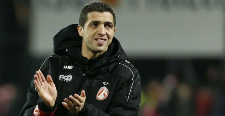OFFICIEEL: KV Kortrijk vervangt Elsner met Belhocine