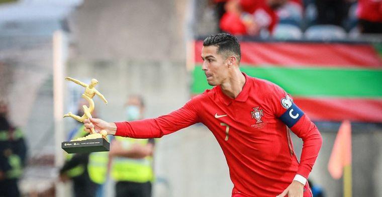 Ronaldo scoort hattrick, Engeland niet voorbij Hongarije, Olsson wint, Sobol niet